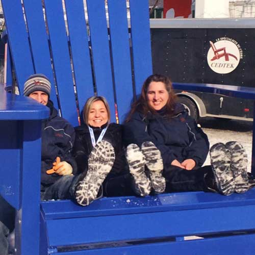 Giant Adirondack Chair 9901g Cedtek