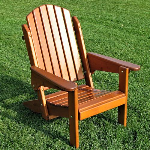 Chaises en bois de cèdre Cedtek